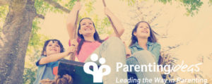 parenting ideas banner