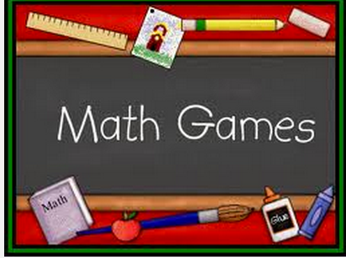 Maths Games cover