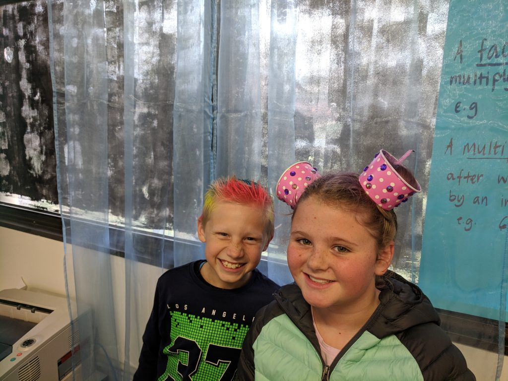 Crazy Hair Day And The School Disco Berwick Chase Primary